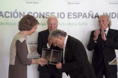 I Spain India Council Foundation Award Ceremony