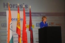 Intervención de la Presidenta de la Comunidad de Madrid, Dña. Esperanza Aguirre, en el Global India Business Meeting.