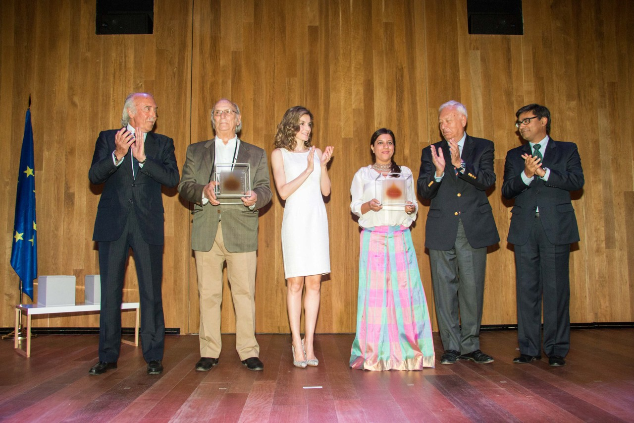III Spain India Council Foundation Award Ceremony