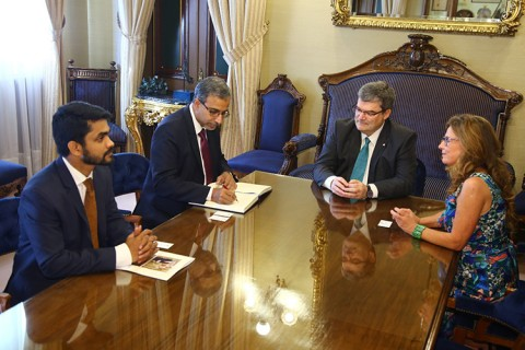 India se interesa por Bilbao