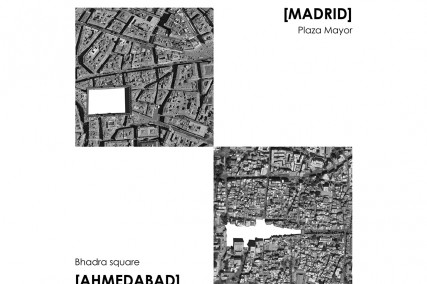 "Curso virtual ""Voids&Condensers. Updating heritage áreas [Madrid/Ahmedabad]"""