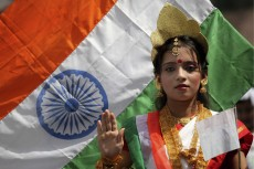 India celebra su Día de la Independencia