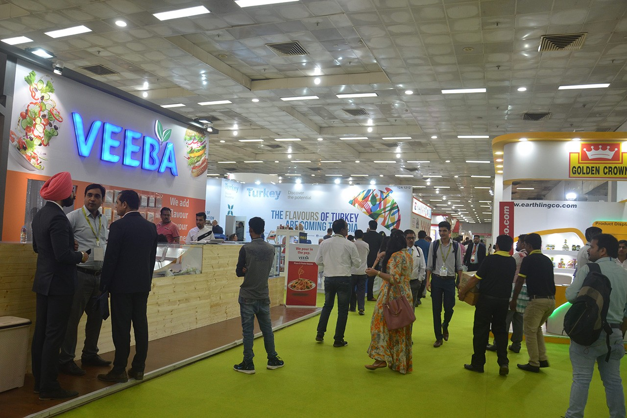 Food India by SIAL: ICEX participa en la feria de alimentación de India