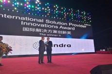 Indra, premio a la innovación en Smart Cities