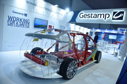 Gestamp, presente en Auto Expo India 2020